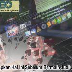 Judi Online - Persiapkan Hal Ini Sebelum Bermain - OdeoEnterprise